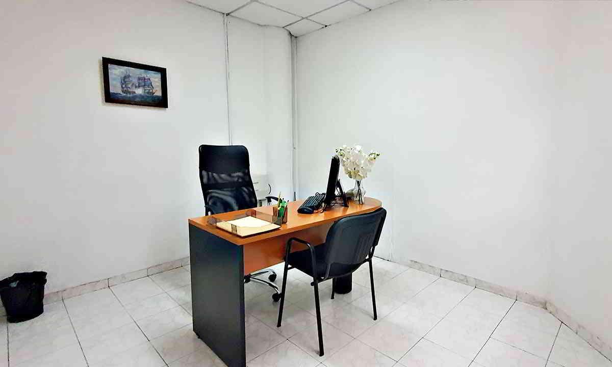 Oficina 2 del Auditorio Josefa Ortiz