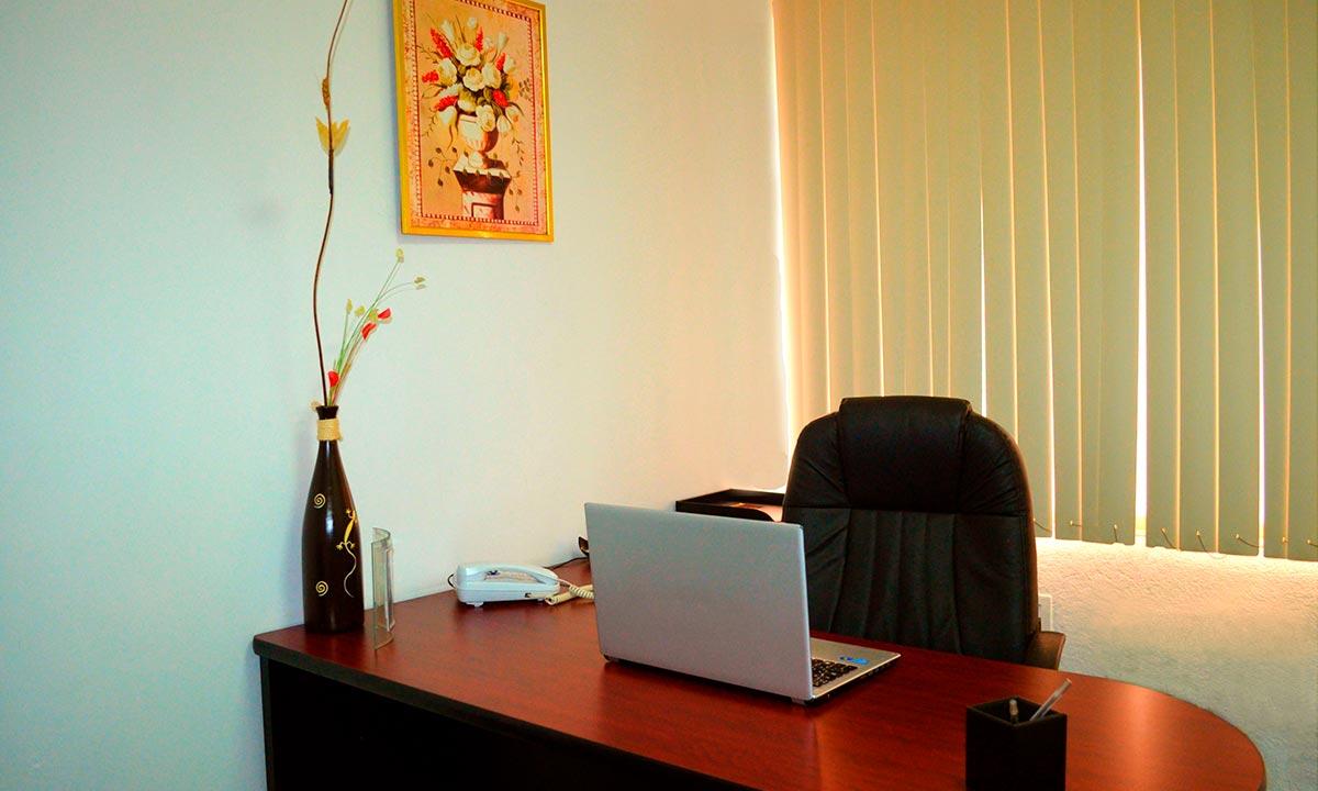 Oficina 5 Miguel Laurent y Col. Del Valle