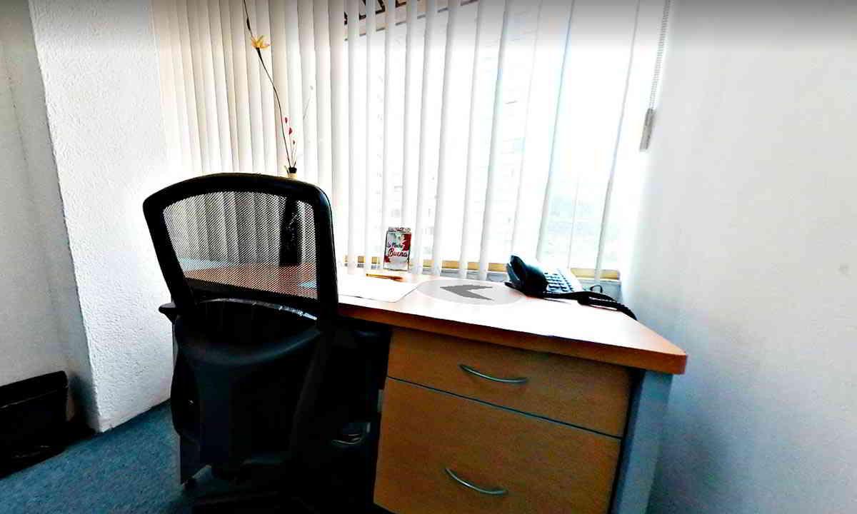 Oficina 6 Miguel Laurent y Col. Del Valle