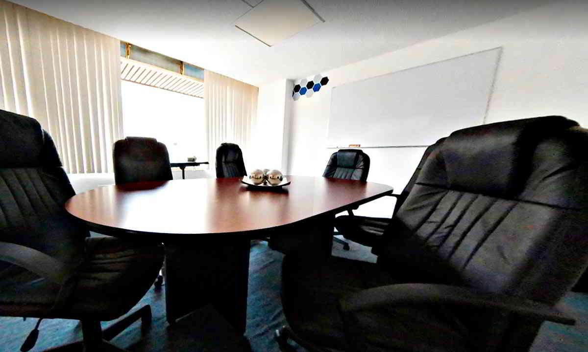 Oficina 1 Miguel Laurent y Col. Del Valle