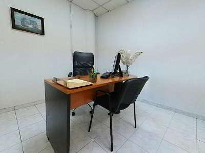 Recorrido virtual y vista 360 de oficina 2 en Auditorio Josefa Ortiz de Domínguez