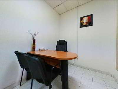 Recorrido virtual y vista 360 de oficina 8 en Auditorio Josefa Ortiz de Domínguez
