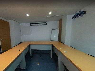Recorrido virtual y vista 360 de sala de capacitación en Insurgentes Sur y Del Valle