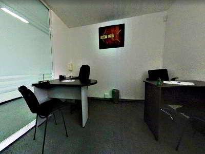 Recorrido virtual y vista 360 de oficina 6 en Polanco