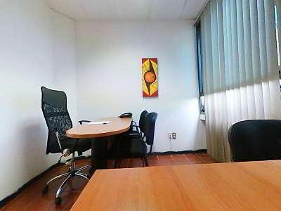 Recorrido virtual y vista 360 de oficina 3 en Zaragoza