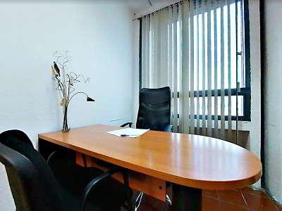 Recorrido virtual y vista 360 de oficina 4 en Zaragoza