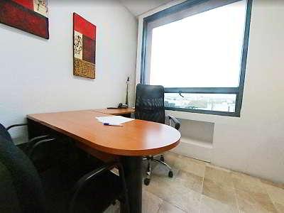 Recorrido virtual y vista 360 de oficina 5 en Zaragoza
