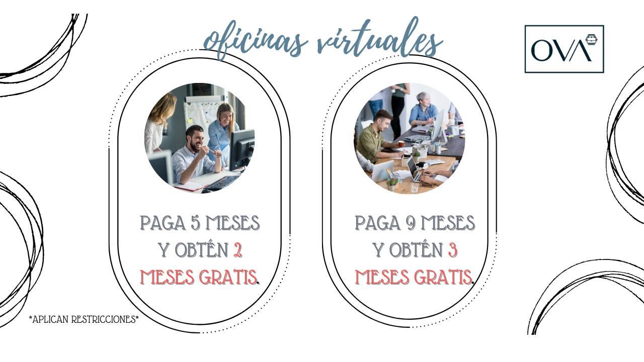 Promoción Oficina Virtuales 2021